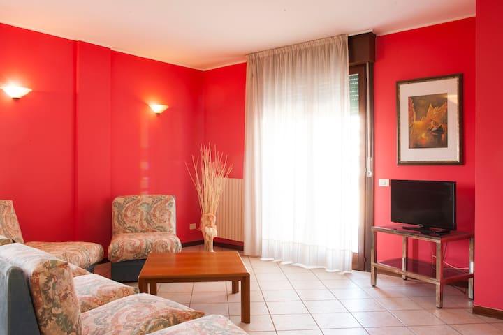 Luminoso e Confortevole Attico Abano Terme centro - Abano Terme - Διαμέρισμα