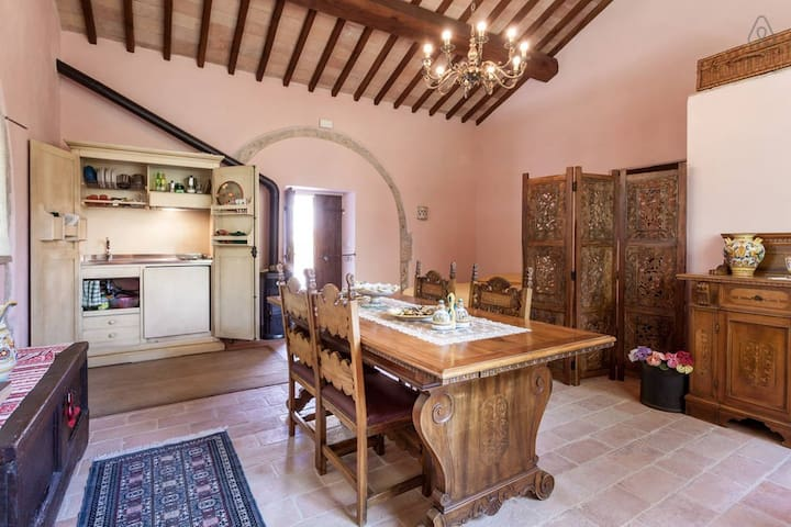 Home in the garden, Umbria style - Massa Martana - Casa