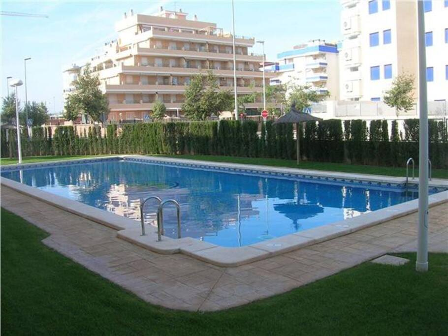 d plex piscina aire 2 terrazas apartamentos en