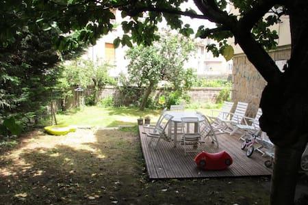 Maison 5 chambres dans le centre ville avec jardin - Le Puy-en-Velay - บ้าน