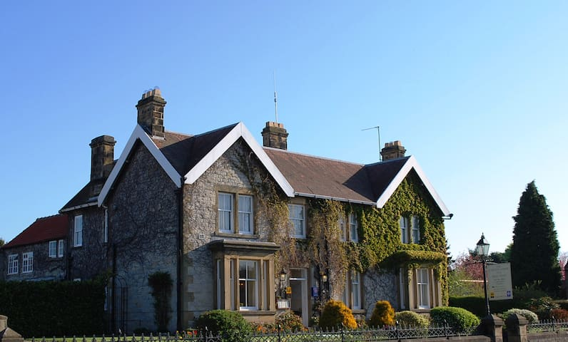 The Carlton Lodge B&B - Helmsley - Penzion (B&B)