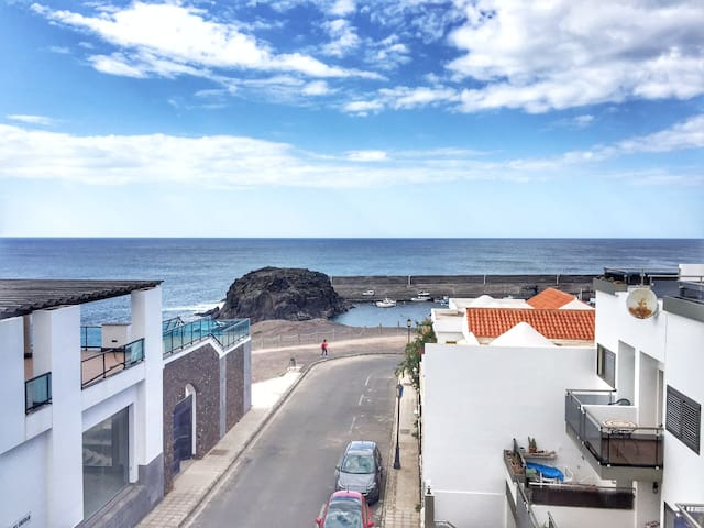 Beautiful apartment near the beach in El Cotillo - El Cotillo - Apartamento