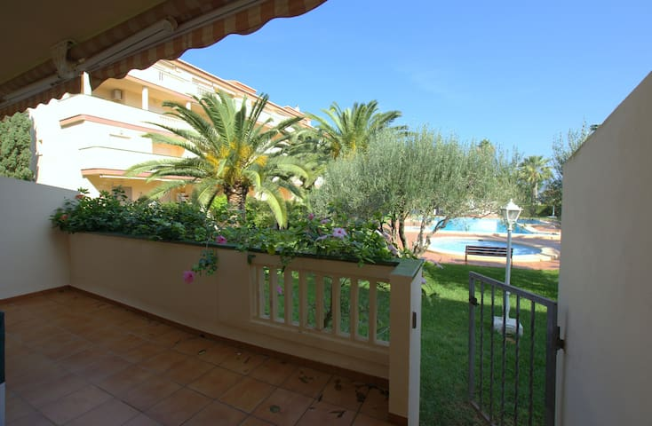Nice apartment very close to the beach - Denia - Appartement