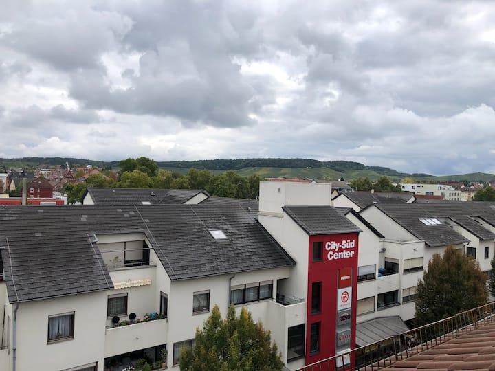 Apartment am City Süd Center Heilbronn II