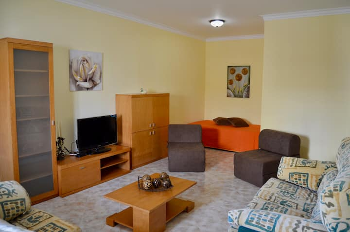 Apartment Poeta Pardal 400 meters from the beach