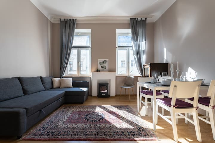 ★Graces Studio near Oper and public transport!
