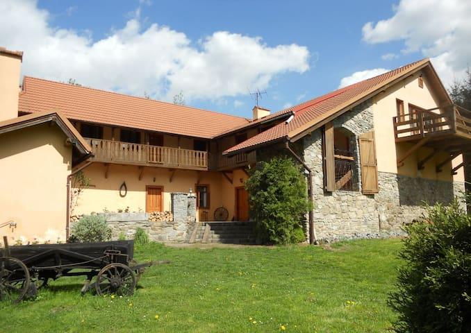 Family farm in Central Bohemian Region - 4 - Sedlec-Prčice - Haus
