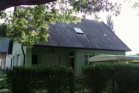 Two rooms for six people at Balaton - Balatonboglár