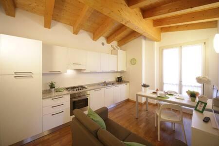 CITY RESIDENCE BILOCALE IN CITTA' - Bergamo - Lakás
