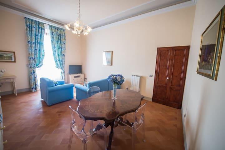 Apartment ORTENSIA in tuscan villa - Borgo San Lorenzo - Apartament