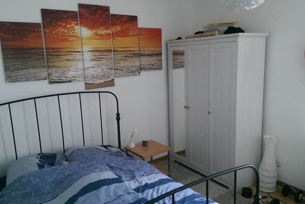 Doppelbett 1.40 x 2 m