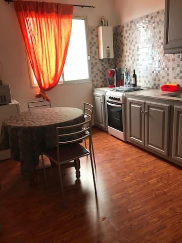 Apartamento de 2 habitaciones en zona rural