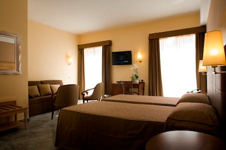 Villa Tirreno - Room n.1 - Tarquinia - Bed & Breakfast