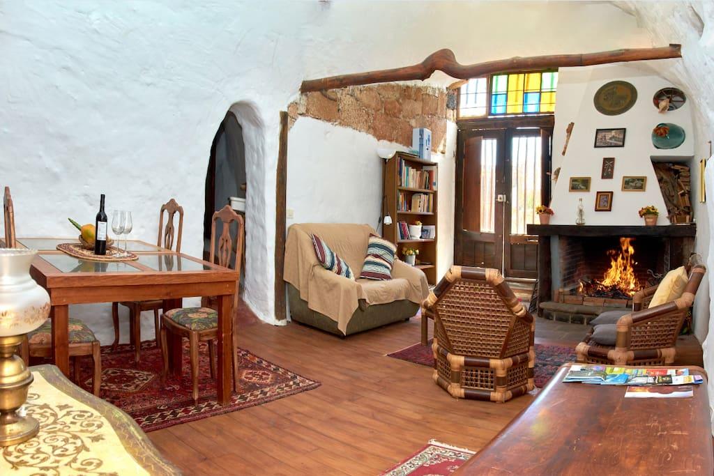 Casa cueva en tenerife casas cueva en alquiler en fasnia santa cruz de tenerife espa a - Casa rural fasnia ...