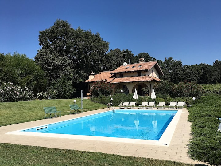 Villa Gasco With Pool