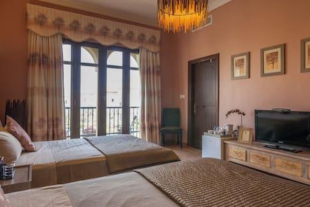2 Französischen Bett, Grosse villa! - ドバイ - 別荘