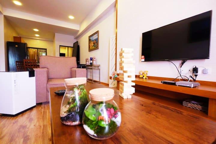 NOVA SWEET HOME  3房公寓
