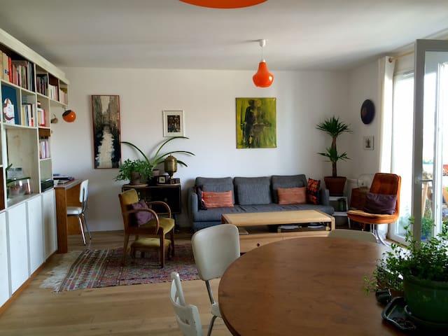Bel Appartement Métro Hoche - Pantin - Apartmen