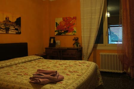 camera doppia: Dulcinea - Cisano Sul Neva - Bed & Breakfast