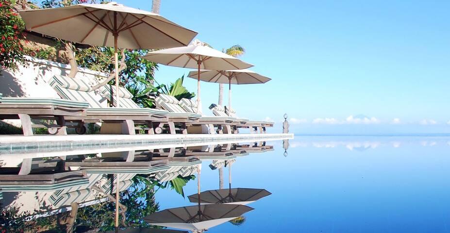 Luxurious Garden Room for 2 in Lombok Island - West Lombok Regency - Byt