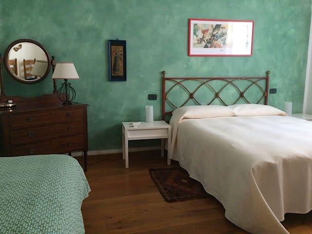 Graziosa camera in podere maremmano - Roccastrada - Bed & Breakfast