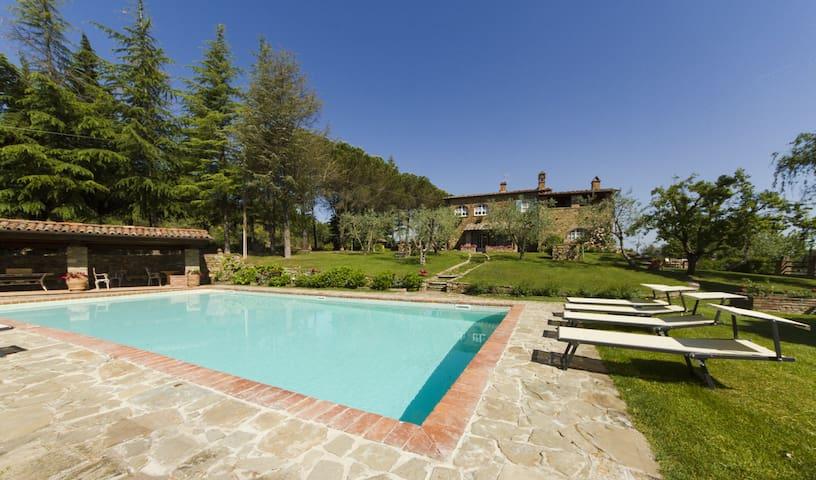 Villa Caterina - Monte San savino - Villa