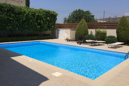 Bayview 3 B/R villa with pool - Pyrgos
