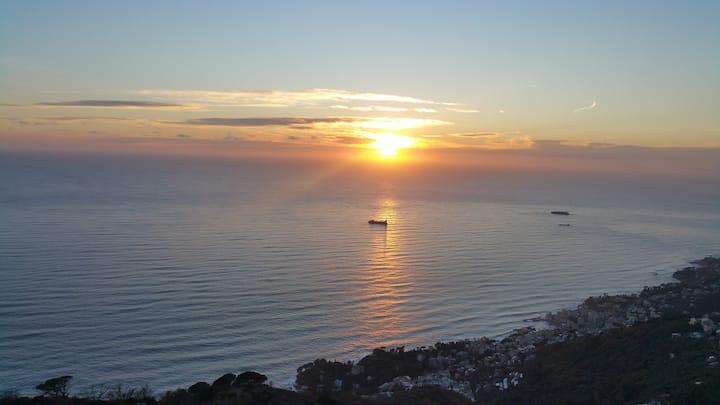 Tra Ulivi e Mare, fuori da qualsiasi inquinamento