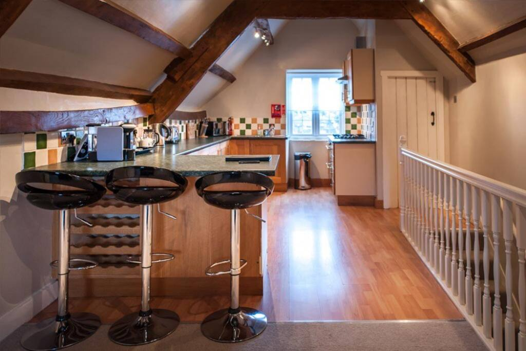 The Oak Suite Kitchen