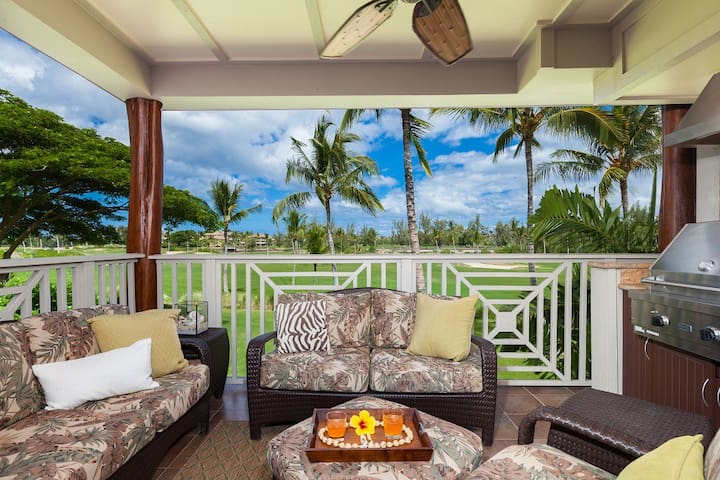 Waikoloa Beach Villas L22.  Includes Hilton Waikoloa Pool Pass for 2020