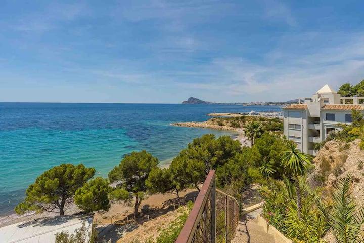 Apartamento junto al Mar en Altea (Alicante)