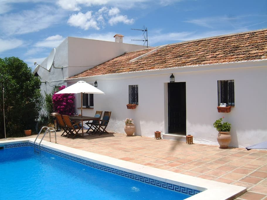 Restored Finca with Pool, WIFI  and IPTV