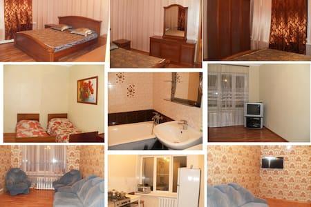 Комфортная квартира в старом центре - Rybinsk
