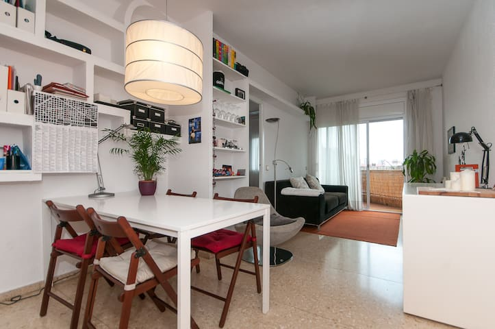 Comfortable room close to the beach - Barcelona - Lejlighed