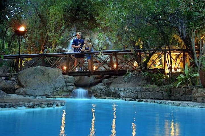 Private Game Reserve in Limpopo - Bela-Bela - House
