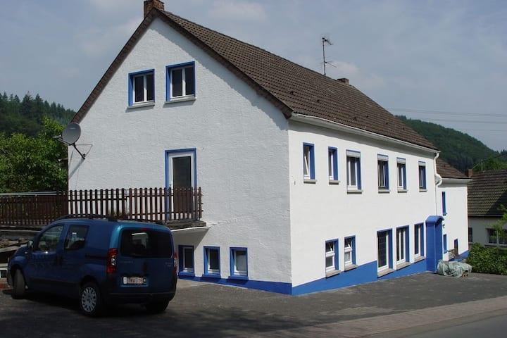 Familie- en Groepsaccommodatie in de Eifel