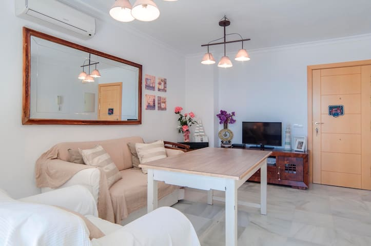 Apartamento junto al mar