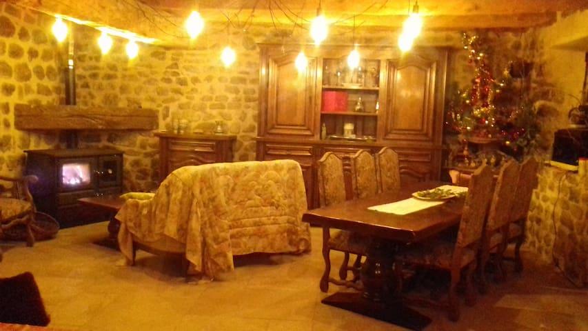 Chambre privée au coeur du plateau Ardéchois