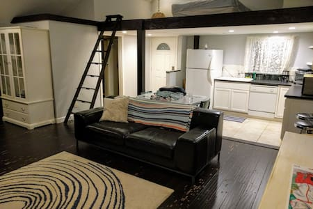 Carriage House Loft