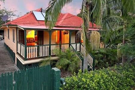 Tropical Queenslander $70PP - Manly - Bed & Breakfast
