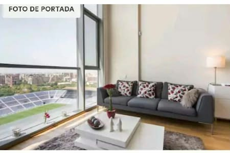 PRIVATE LOFT,AMAZING VIEWS,FREE PARKING,METRO.