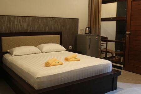 NEW ASTA GRAHA (DLX ROOM) JIMBARAN - South Kuta