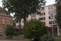 Chambre 1 pax (proche Paris)