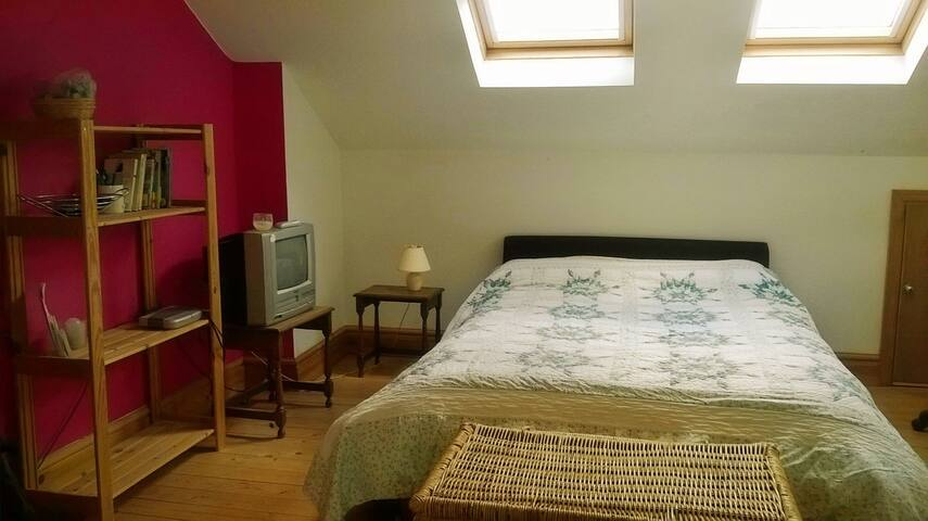 Comfy dble room in friendly house - Chorlton, Manchester - House