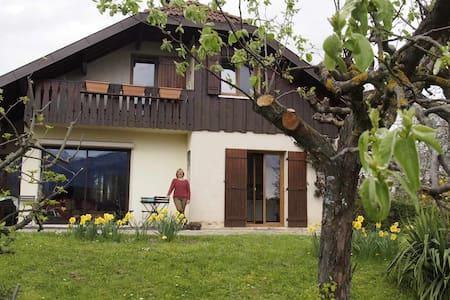 chambre dans maison individuelle - La Roche-sur-Foron