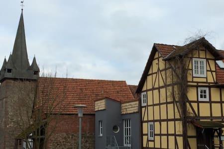 El Refugio am Edersee - House