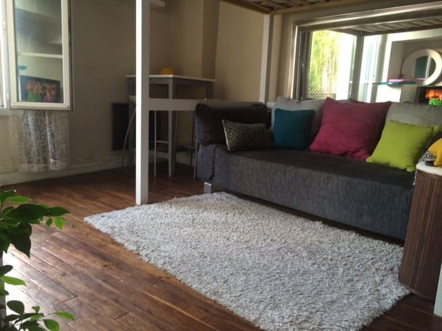 LOCATION STUDIO TOUT CONFORT  20 M2 - Saint-Cloud