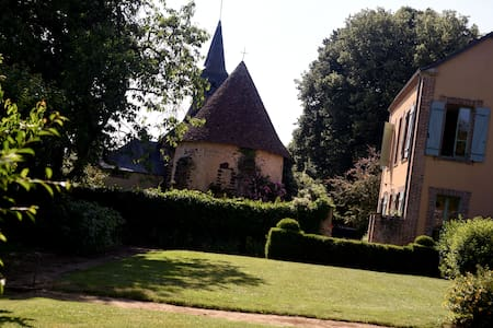 PRESBYTERE DE CHARME DANS LE PERCHE - Le Plessis-Dorin