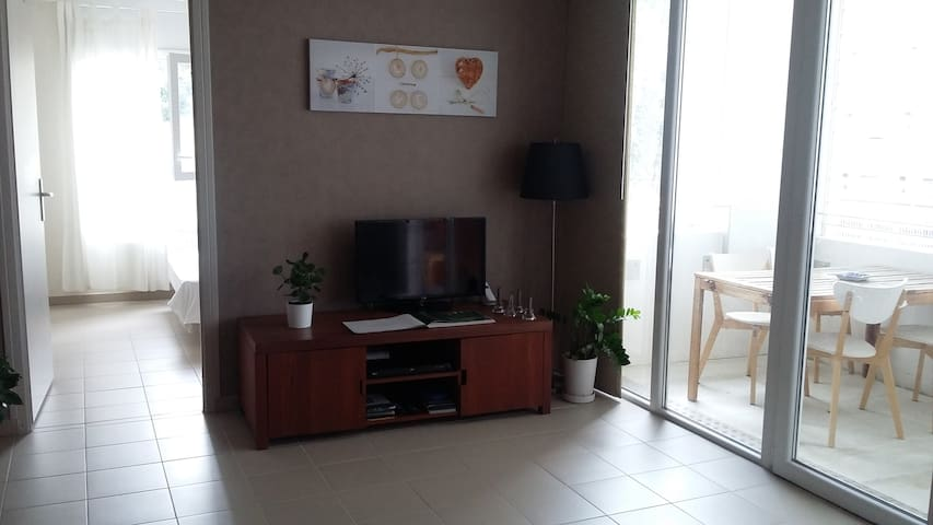 T4 au calme a 10 min de Grenoble - Eybens - Apartment
