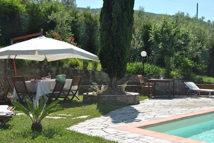 Appartamento in Villa nel Chianti